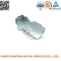 Steel sheet electric fan stamping components