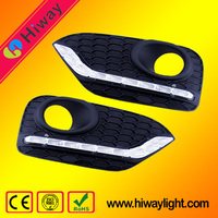 Super bright! Car specific drl for honda crosstour car led daytime running lights