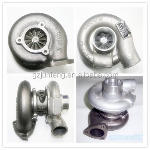 Turbocharger used for Mitsubishi Fuso Truck & Bus Komatsu SK07-2 Kato 6D14-2PT Engine TD06-17A Turbo 49179-00110 49179-00120