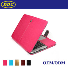 For Laptop Shell, PU Leather Cover Case For Apple Macbook Air
