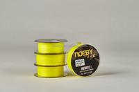 NOEBY high-strength 300m yellow custom braided line pe fishing line