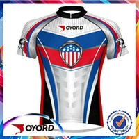 2015 oem design logo high quality men's cycling jerseys