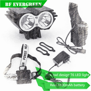 2016 Super Power Rechargeable Bike Light, LED Bicycle Light, LED Bike Light with high quality
