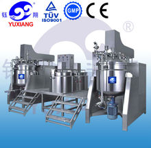 liquid soap mixer and homogenizer fertilizer mixing plant