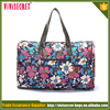 2016 High durability travel bags cute girls bags large unisex duffel bag