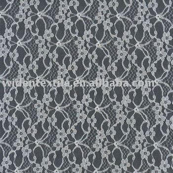 rigid lace fabric