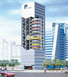 Professional PCS-Type Tower Auto Parking equipment