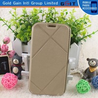 Fashion Designed PU Leather Flip Case For Samsung For Galaxy S5