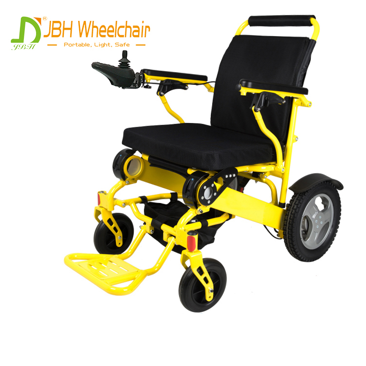 Medical supplies adjustable automatic aluminum alloy power electric wheelchair philippines small electric wheelchair price dubai