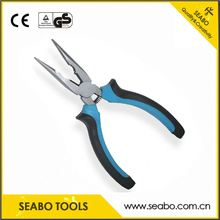 Hot selling combination plier 8/hand tools with heat treatment