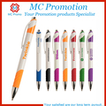 Custom logo plastic ballpoint pens for advertising