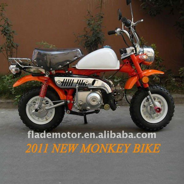 2011 New Monkey Motorcycle 125cc