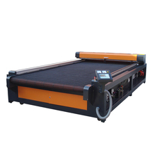 Stainless Steel Fiber Laser Cutting Machine For Sheet Metal Processing