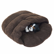 Waterproof Slipper Shaped Dog Cat Bed Pet Products
