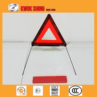 CCC CE TS16949 Certificated Warning Triangle Safety Traffic