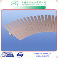 plastic side flex chain conveyor belt