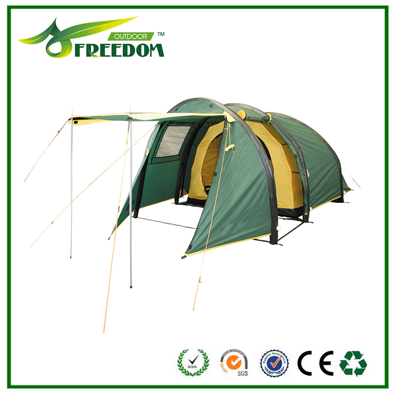 automatic open tent for outdoor travelling