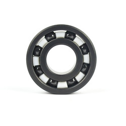 Full ceramic silicon nitride si3n4 deep groove ball bearing 6302 open for electric fan