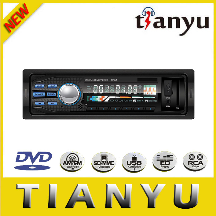 Hottest 1din vision car dvd player