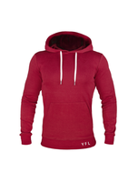 2015 fashion winter men fitted pullove sport hoodies