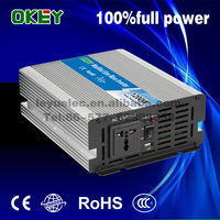modified sine wave OPIM-1200-2-24 car use 24v dc 1200w speed drive power solar off grid inverter