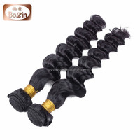 Hair Factory Wholesale Hot Selling High Quality one piece full head clip hair extensions 7 piece sets