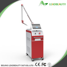 Strong Power & Complete Aluminium Shell q switchnd yag laser tattoo removal