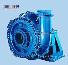High Quality Horizontal Centrifugal Slurry Pump ,dredge and gravel slurry pump with high-head for sand or gold dredge