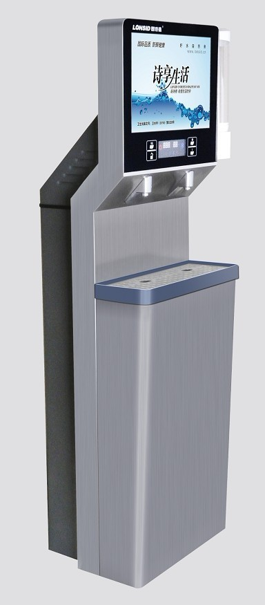 Multimedia Public POU red star design award sus 304 tank pipeline direct Water Dispenser