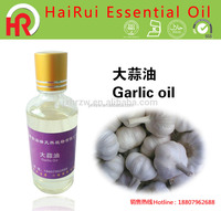 natural essential oil garlic infused olive oil food grade