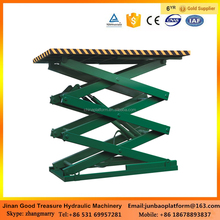 0.5T High Hardness Stationary Electric Hydraulic Freight Lift