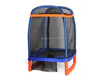 GSD Mini Square Trampoline with Safety Net