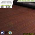 15mm Chocolate Color Matt Finish vertical wire brushed bamboo floor products hot sale 2013