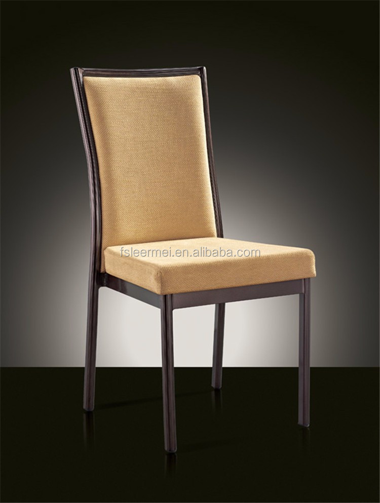 E-002 Restaurant Furniture Wedding Steel frame Chairs