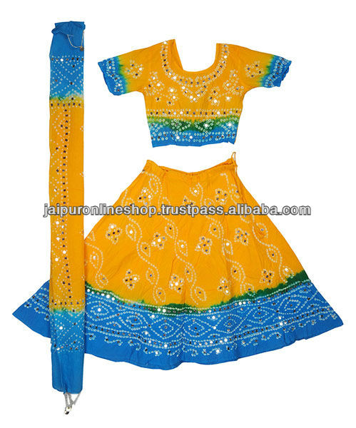 Designer kids lehenga choli / ethnic wear