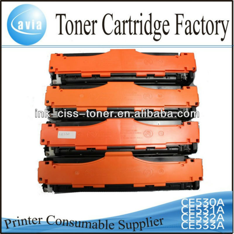 cb530a reset toner for hp cp2025