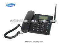 850/900/1800/1900MHz SIM CARD GSM DESK STAND PHONE FWP