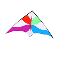 New Large Delta Nylon Kids Kite For Sale From Kite Factory