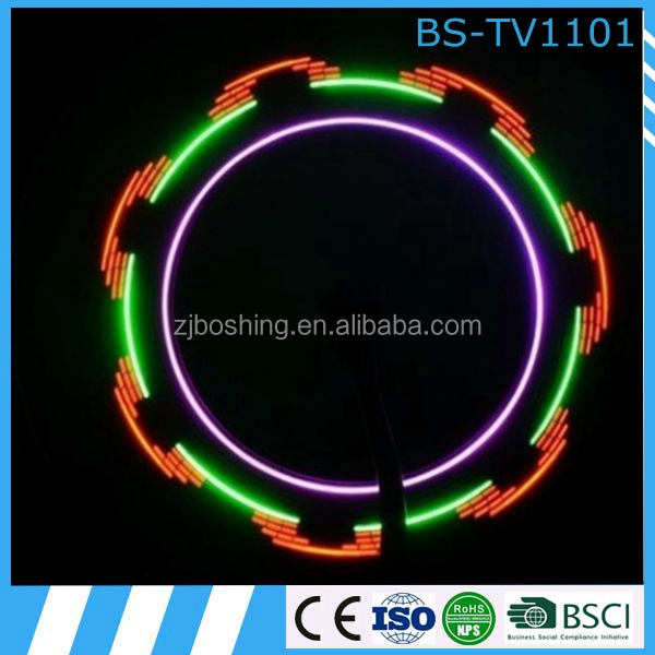 Hight Quality Flashing LED Decorative Bike Wheel Light BS-TV1101