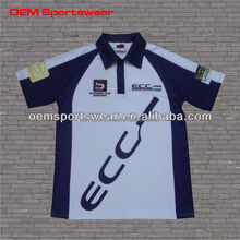 Popular team cricket t shirts with custom logo