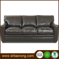 Modern leather Italy sofa for living room TRSO-254