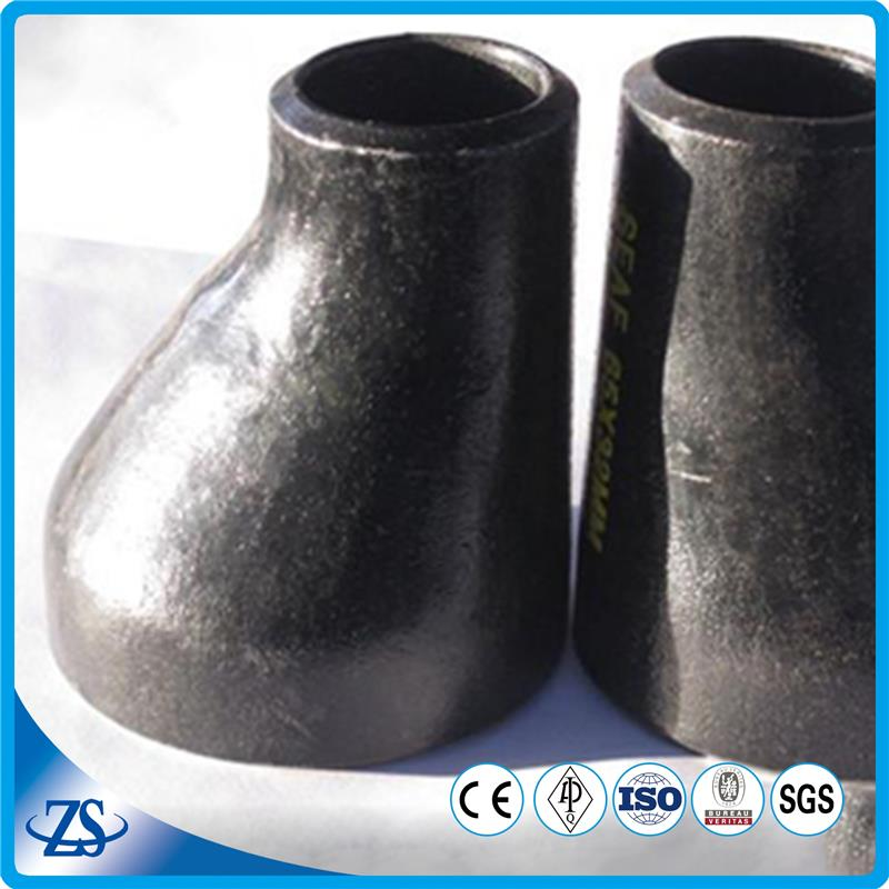 schedule 40 lateral carbon steel pipe fitting tee elbow reducer bend flange with oil and gas pipe reducer
