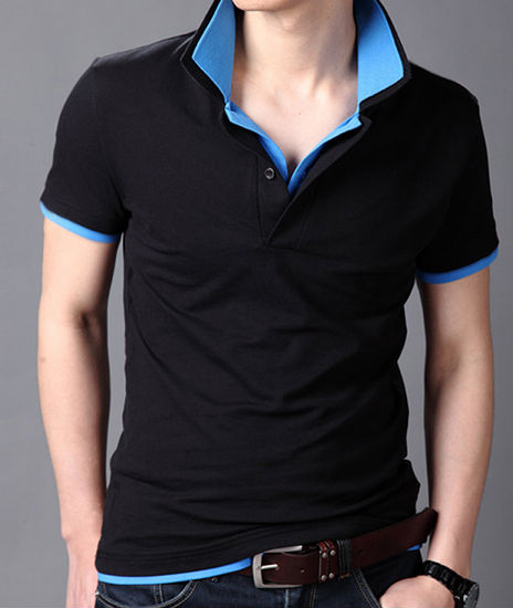 2013 Latest Mens Polo Collar T Shirt, 2013 Latest Mens Polo Collar ...