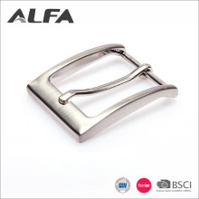 Alfa Wholesale Plain 35MM Zinc Alloy Custom Man Belts Buckles With Logo