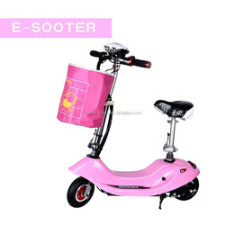 250W Electric Scooter mini electric car electric bicycle folding easy bike