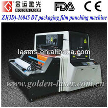 High Precision & High Speed Plastic Film Punching Machinery Lasers