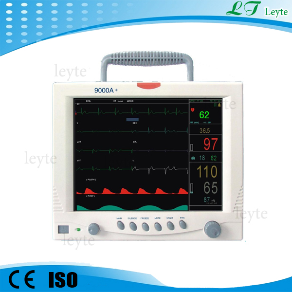 LT9000A+ multi parameter veterinary patient monitor