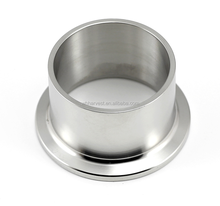 SS304 or ANSI 316L Stainless Steel KF Butt Weld Stub Short Flange