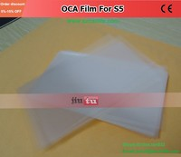 Optical Clear Adhesive Glue Cracked LCD Replacement For Miitsubushi OCA Film 250um For Samsug s5