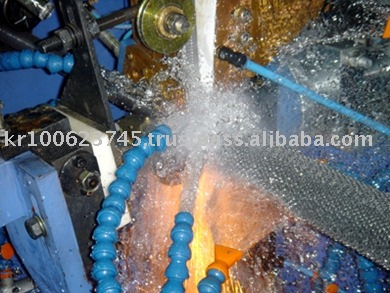 Spiral Finning Tube Welding Machine